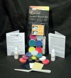 Leather Repair Kit by LEATHER MAGIC.  Click image for a closer view.